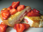 Frenchtoast_berrycream